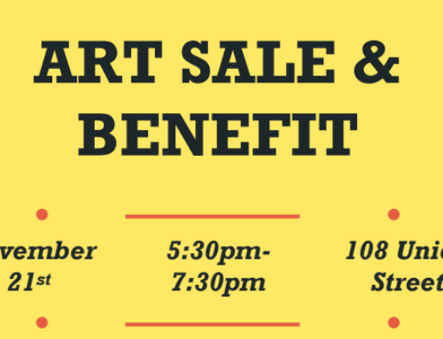 Art Sale and Benefit