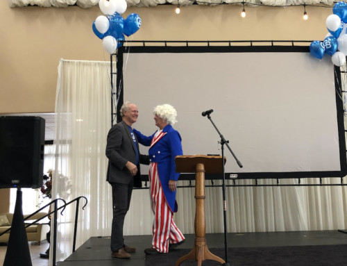Greg & Dee Bulanti, honorees of the 2019 Community Service Award for Coldwell Banker Grass Roots Realty