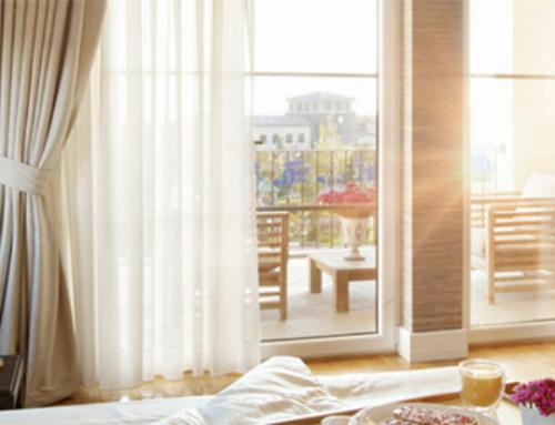 Energy Efficient Window Treatment