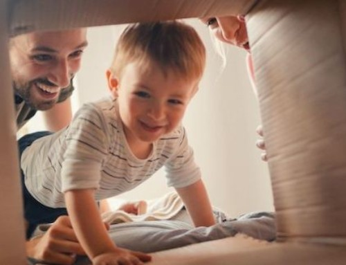 Four Ways to Make Moving with Kids Easier
