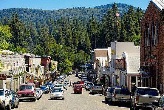 Nevada City Voted Best Place to Live | Nevada County Real Estate